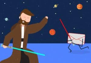 Gmail Jedi Master