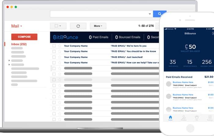 Gmail tool - BitBounce
