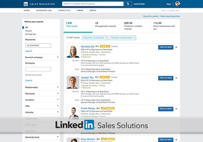 Linkedin Sales Navigator: Pros and Cons