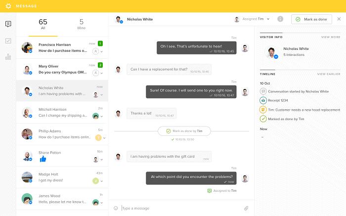 zendesk - customer service tools
