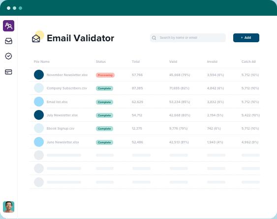zerobounce - email validation tool